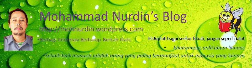 Mohnurdin's Blog
